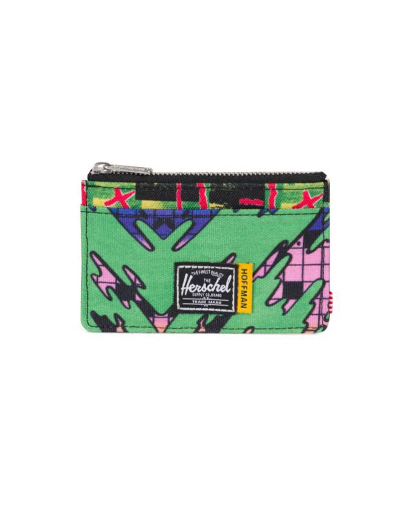 Wallet HERSCHEL OSCAR 600D POLY CHECK SURF