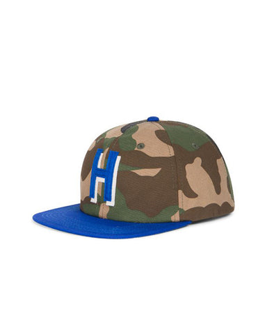 OUTFIELD COTTON JUNIOR CAMO SURF BLUE