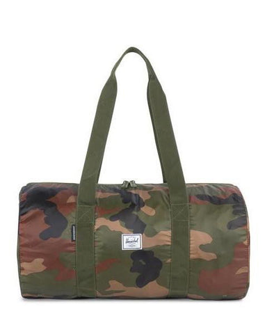 PACKABLE DUFFLE WOODLAND CAMO INDEPENDENT