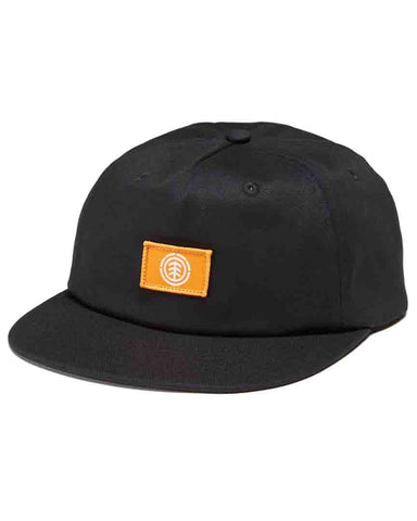PATCH CAP - OFF BLACK