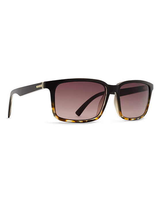 6d43c9b977d VON ZIPPER PINCH BLACK TORTOISE BROWN GRADIENT – Boutique Adrenaline