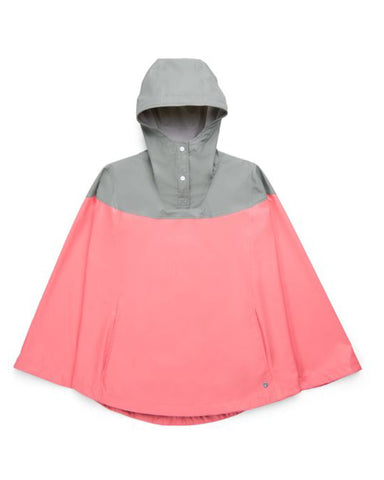 PONCHO FORECAST POLY SHADOW