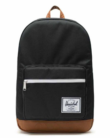 POP QUIZ BACKPACK BLACK TAN