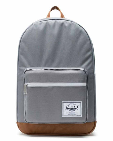 POP QUIZ BACKPACK GRAY TAN