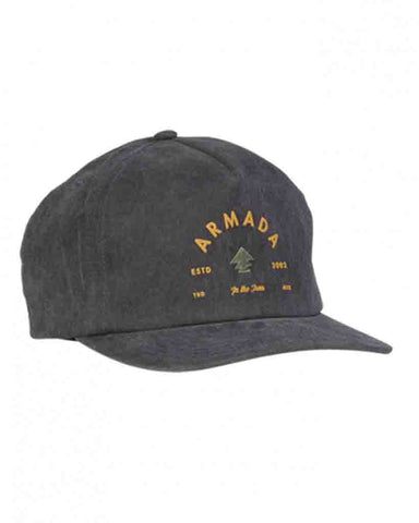 RAD UNCLE HAT BLACK ENZYME