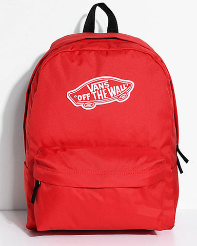 REALM BACKPACK RACING RED