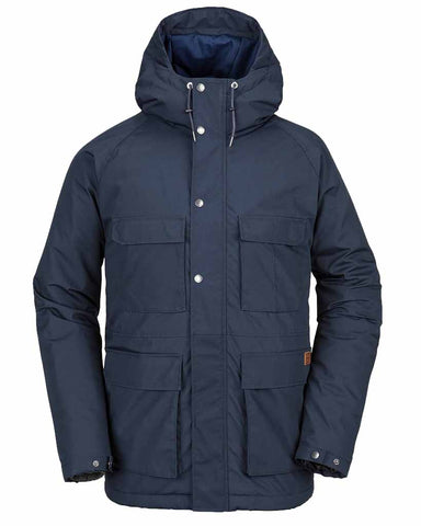 RENTON WINTER PARKA NAVY