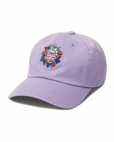 RICK DAD GAT GRAPHIC PURPLE