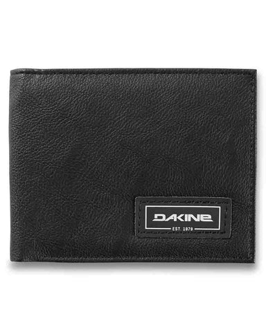 RIGGS COIN WALLET BLACK