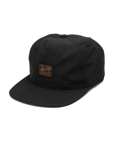 ROAD TEST HAT - BLACK