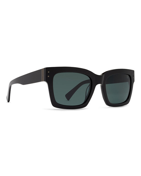 VON ZIPPER ROSCOE BLACK VINTAGE GRAY sunglasses