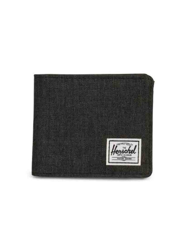 ROY WALLET COIN XL BLACK X