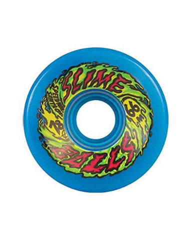 WHEELS NEON BLUE 78A 66MM