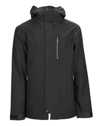 SCOUT JACKET BLACK
