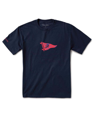 SHATTERED PENNANT NAVY