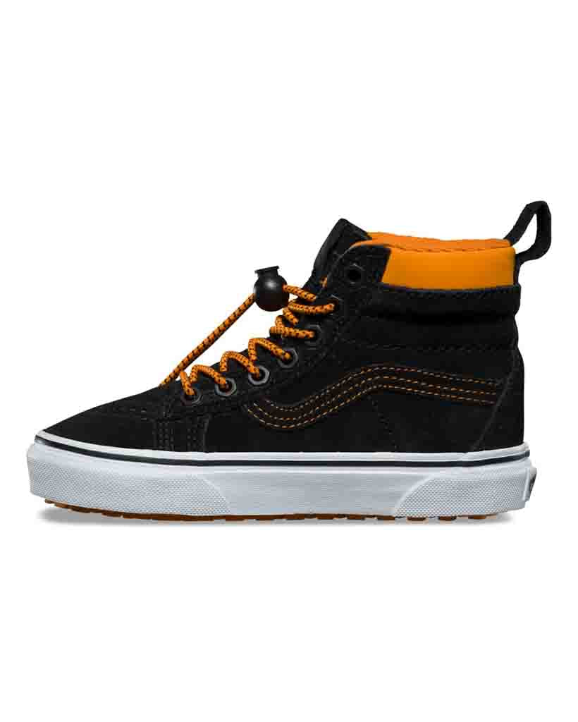 VANS SK8-HI MTE Shoes TOGGLE ORANGE BLACK