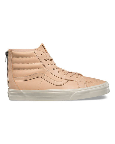 SK8-HI REISSUE ZIP DX VEGGIE TAN LEATHER