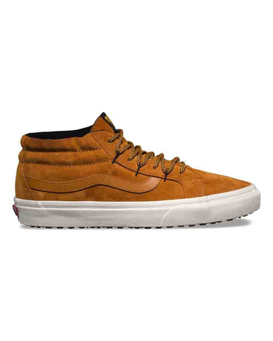 SK8-MID REISSUE GHILLIE MTE SUDAN BROWN MARSHMALLOW