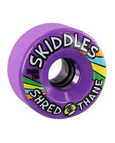 SKIDDLES 70MM 78A PURPLE
