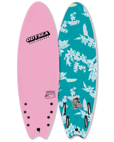 "SKIPPER (QUAD) X SIERRA LERBACK PRO 6'0""(MAY 2019)"