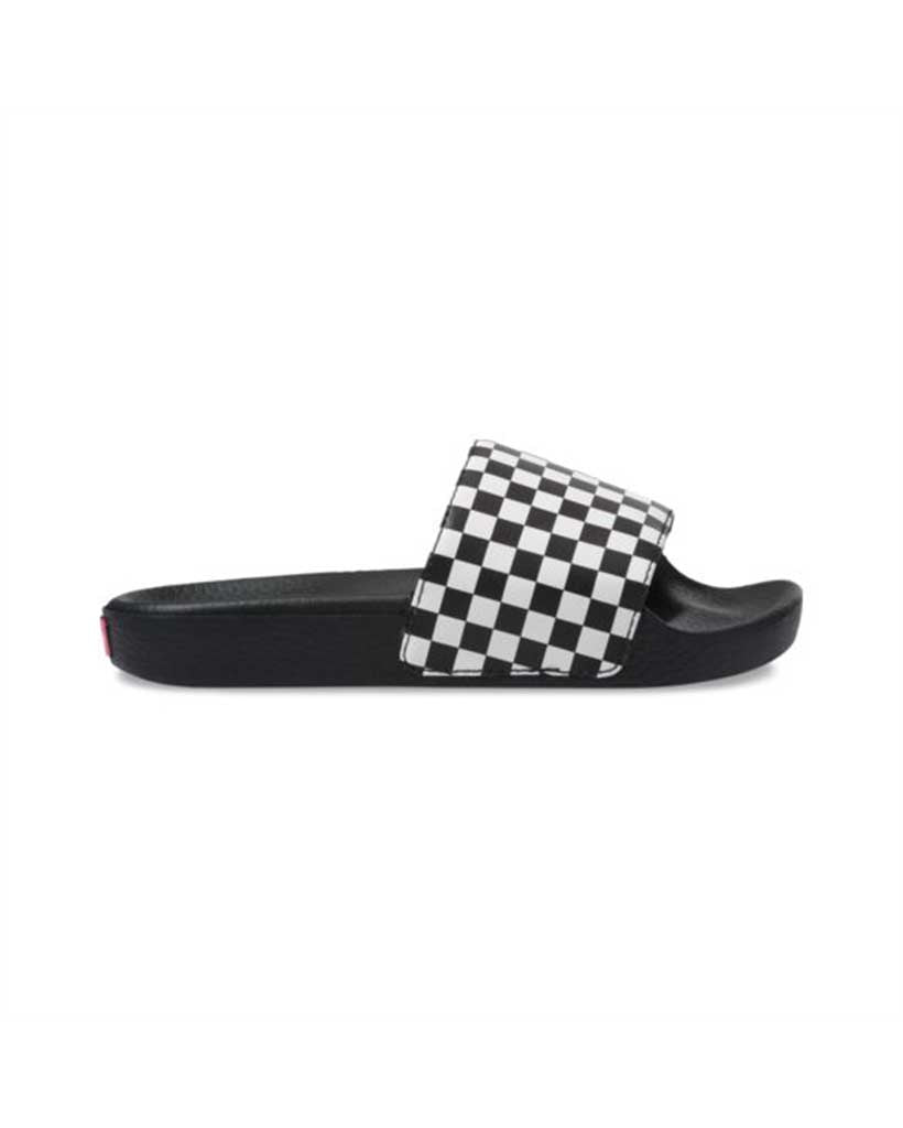 Souliers VANS SLIDE-ON JUNIOR CHECKERBOARD