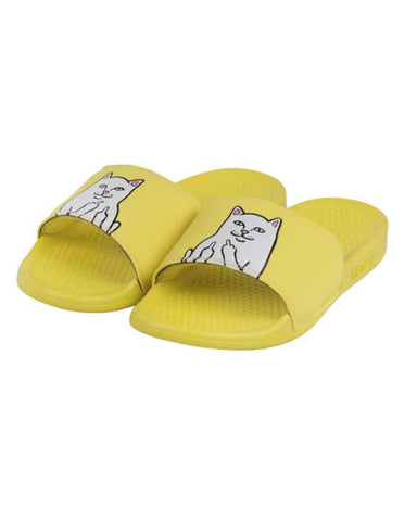 SLIDES LORD NERMAL YELLOW