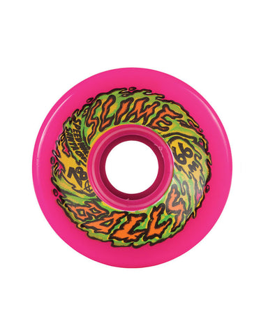 SLIME BALLS WHEELS NEON PINK 78A 66MM