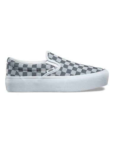 SLIP-ON PLATFORM CHECKERBOARD