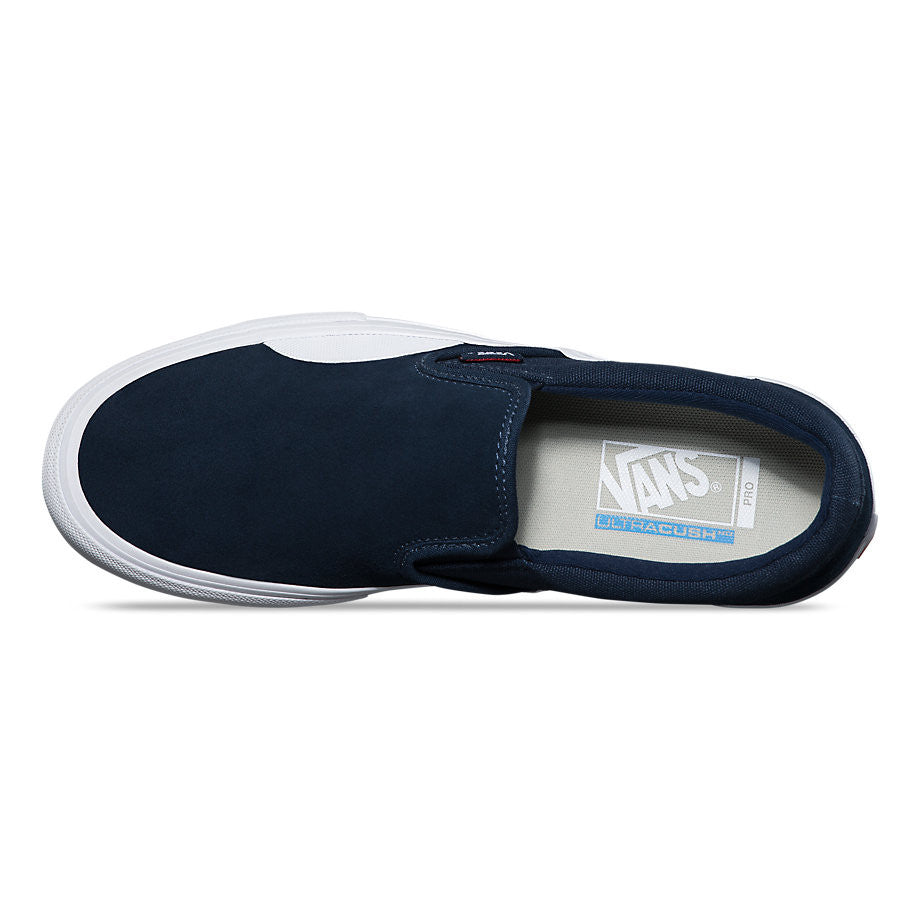SLIP-ON PRO DRESS BLUE