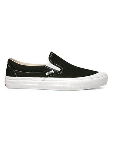SLIP-ON PRO (TOE-CAP) BLACK