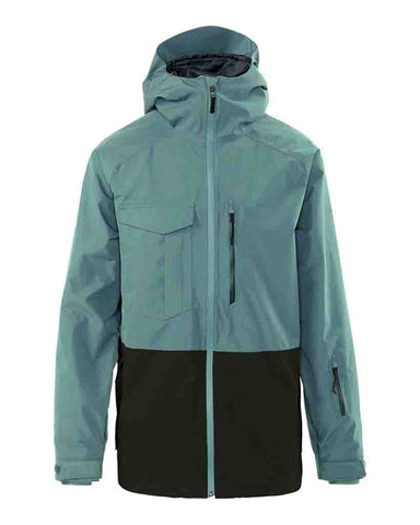 SMYTH PURE GORE-TEX 2L JACKET BALSAM BLACK