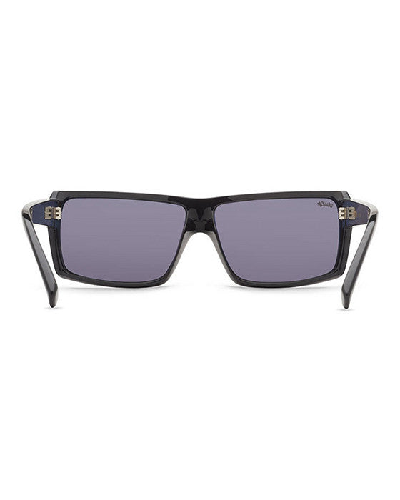 VON ZIPPER SNARK POLAR BLACK GLOSS WILD VINTAGE GRAY Sunglasses