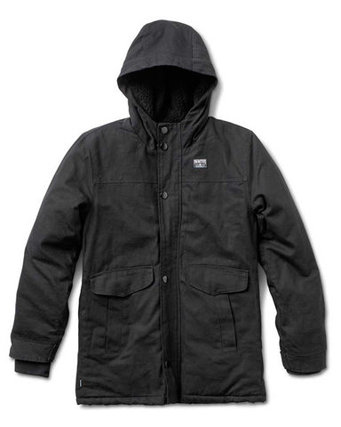 SOLSTICE JACKET BLACK