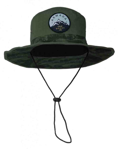 SONNY BUCKET HAT SAGE