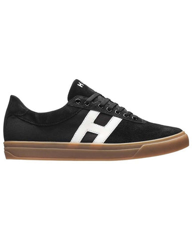 Huf soto black-gum skate shoes