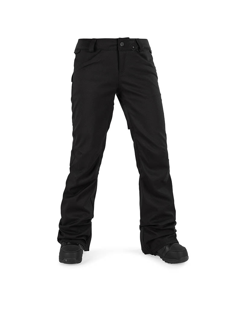 Pantalon neige VOLCOM SPECIES STRECH PANT BLACK