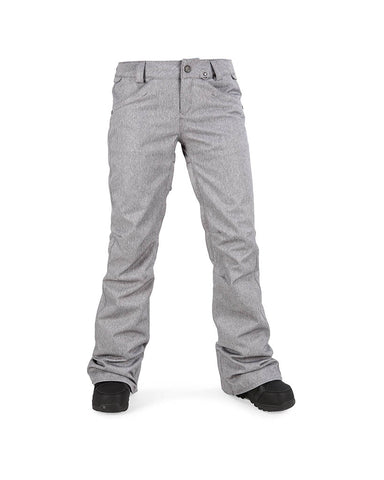 SPECIES STRECH PANT HEATHER GREY