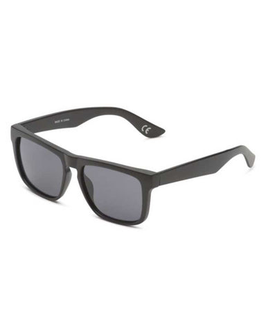 SQUARED OFF SUNGLASSES BLACK-BLACK