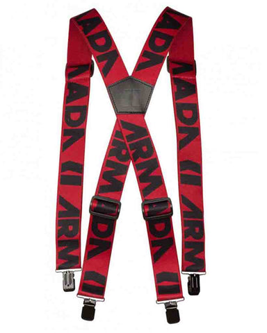 STAGE SUSPENDER RED CHILLI