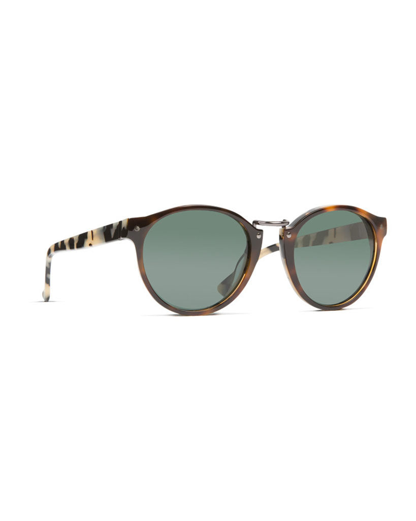 VON ZIPPER STAX sunglasses DOUBLE TORTOISE VINTAGE GRAY