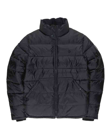 STOWE JACKET FLINT BLACK