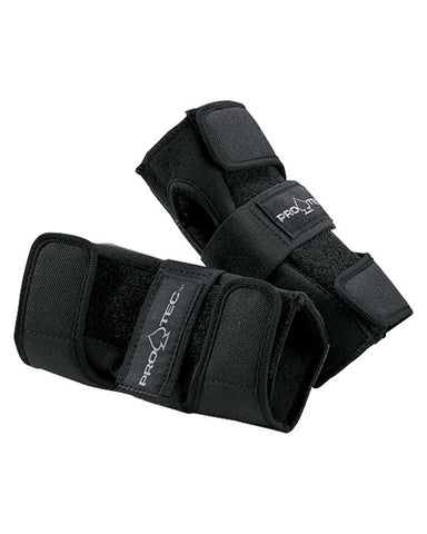 STREET WRIST GUARD BLACK YOUTH
