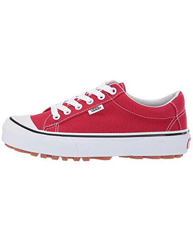 VANS 29 RACING STYLE RED-TRUE WHITE SHOES