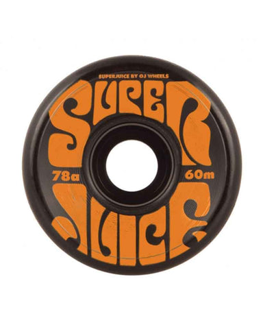 SUPER JUICE BLACK 78A 60MM