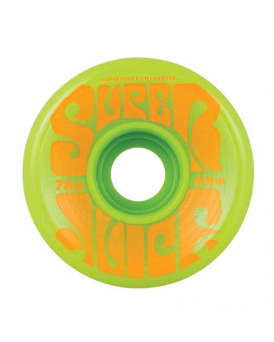 SUPER JUICE GREEN 78A 60MM