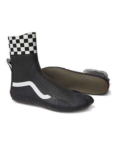 SURF BOOT HI CHECKERBOARD
