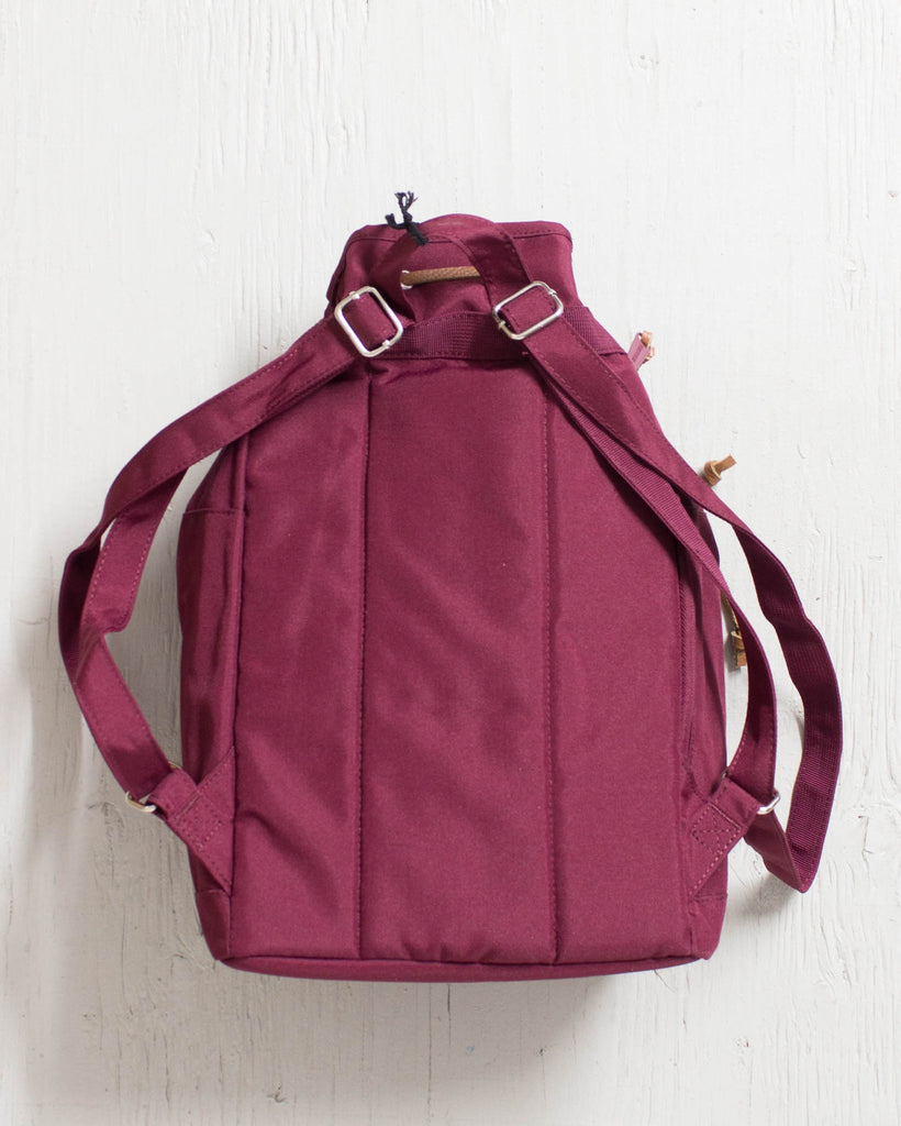 HERSCHEL -HANSON 300D POLY WINDSOR WINE  - 4