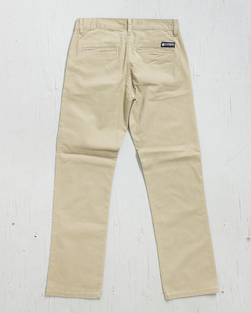 ELEMENT -BOYS HOWLAND FLEX KHAKI  - 2