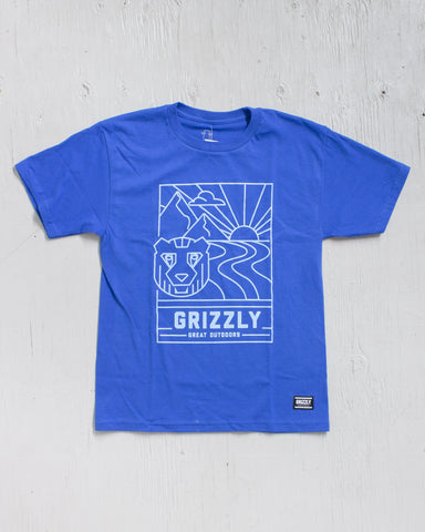 LINESCAPE CUBS ROYAL BLUE