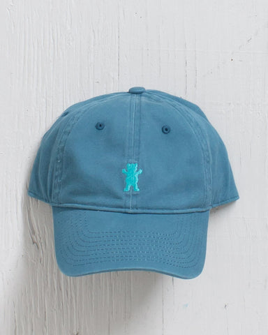 MINI BEAR STRPBACK TEAL
